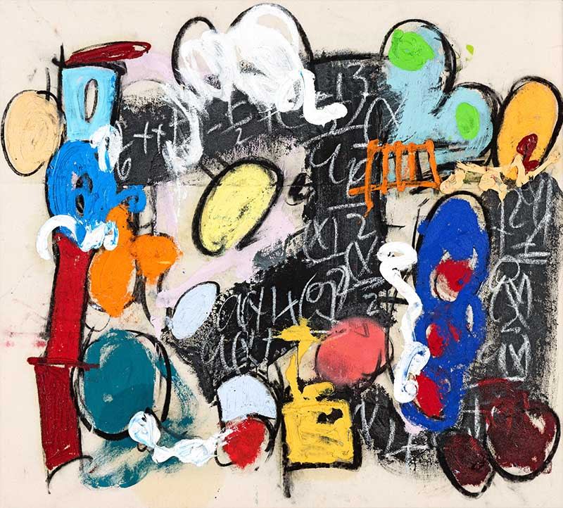 Taher Jaoui - Galerie Saltiel